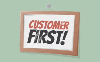 Our Customer First Commitment