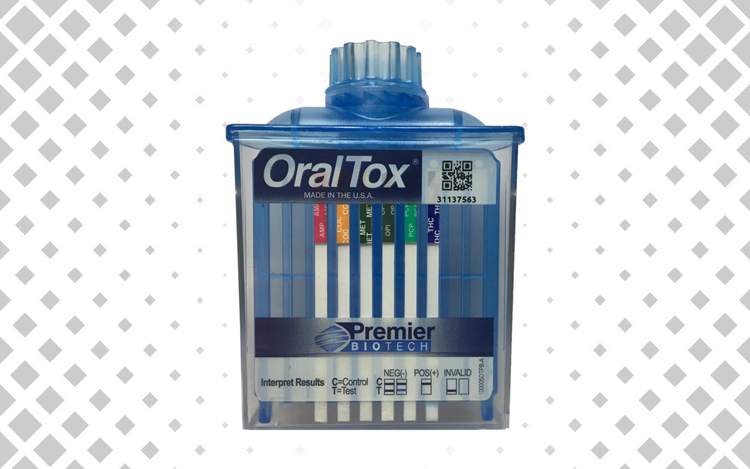 OralTox Now In Vitro Diagnostic Use For Point-of-Care