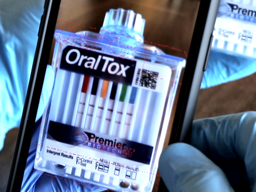OT-Scan Mobile App - Premier Biotech
